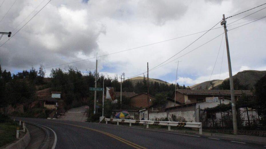 Cómo llegar a Ayacucho