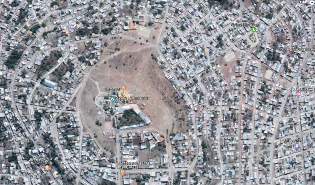 Mapa de Ayacucho - Google
