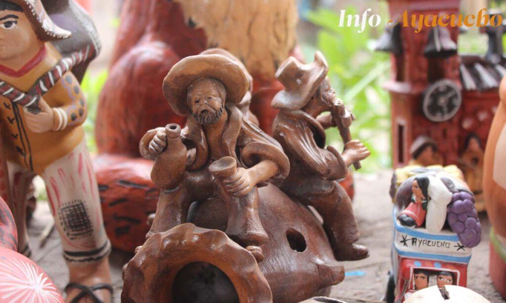 Artesanías de Ayacucho
