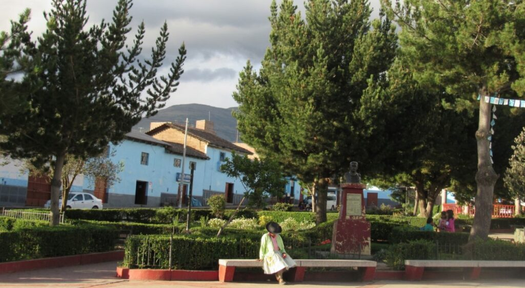 Lugares turísticos de Huanta - distrito de Huamanguilla
