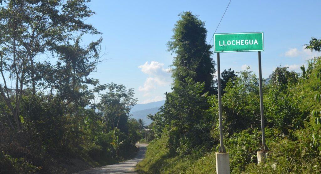 Lugares turísticos de Huanta - distrito de Llochegua