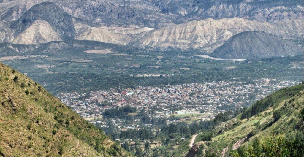 Lugares turísticos de Huanta - cerro Alcohuillca
