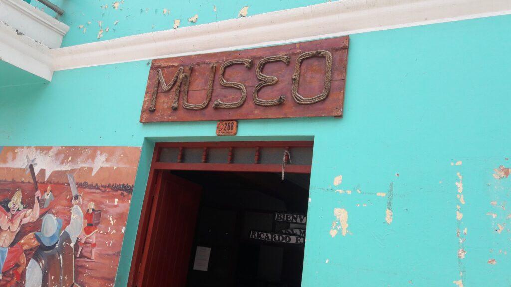 Lugares turísticos de Huanta - Museo