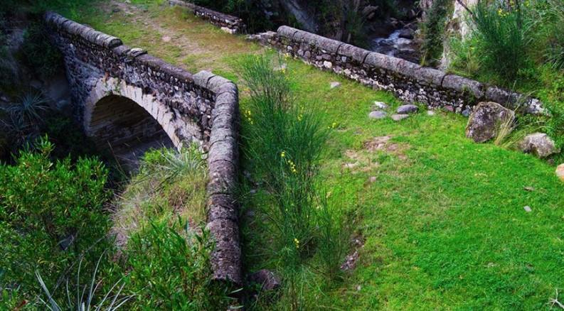 Lugares turísticos de Huanta - Puente Ayawarcuna