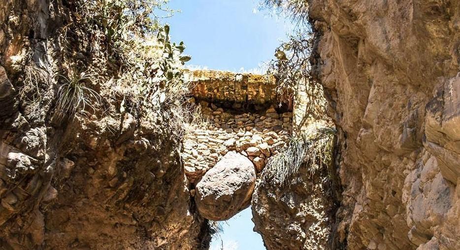 Lugares turísticos de Huanta - Rumichaca